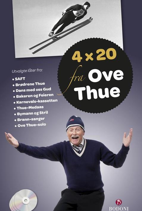 4x20 fra Ove Thue, forside, bilde